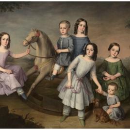 Los niños de la familia Lara
