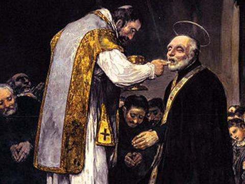 <em>La última comunión de san José de Calasanz</em>, Francisco de Goya y Lucientes, comentada por Manuel Alcorlo