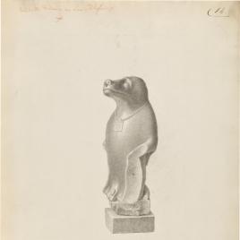 Cinocéfalo (Anubis, según Ajello)