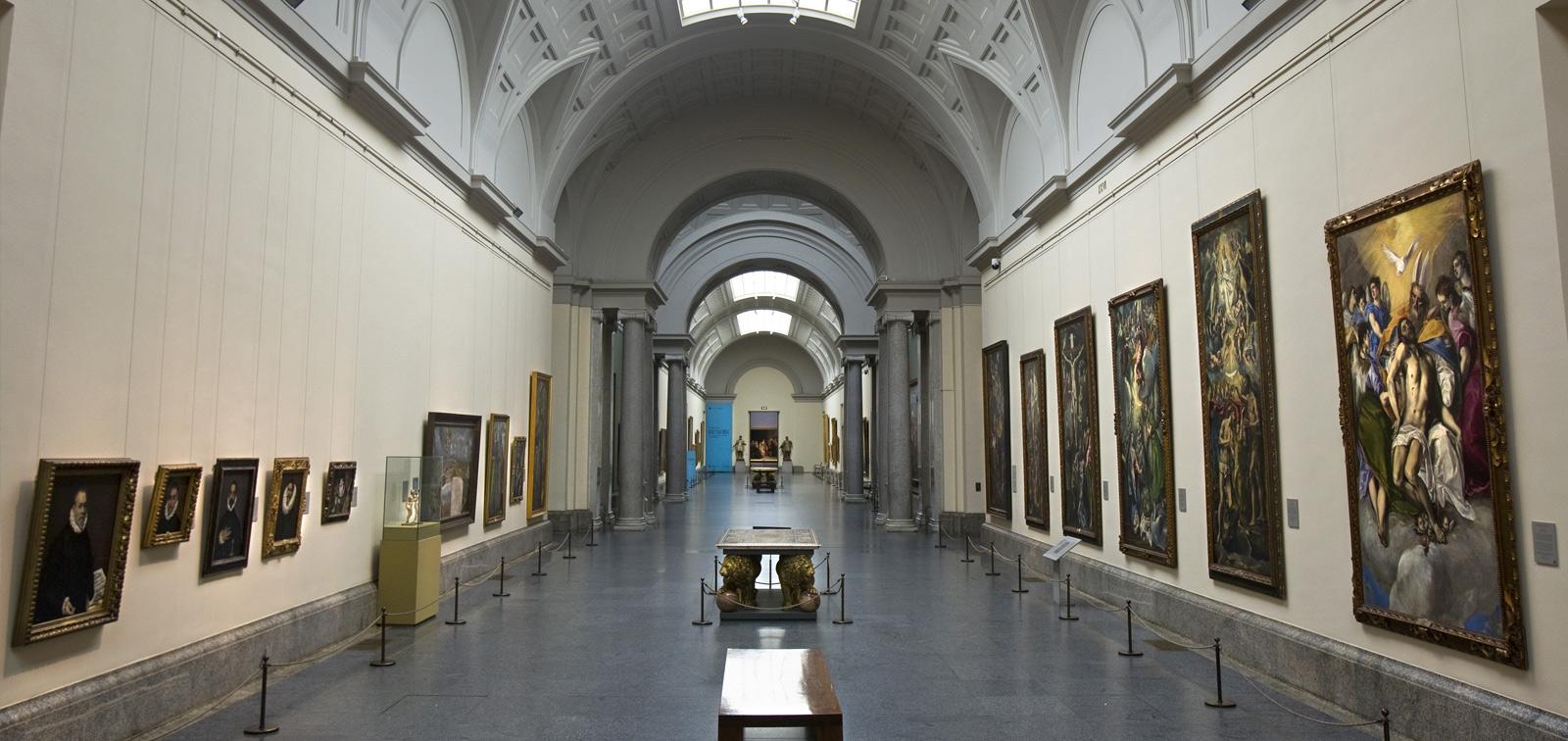 Beca 2020 Congreso de los Diputados de formación e investigación en Restauración de pintura del siglo XIX en el Museo Nacional del Prado