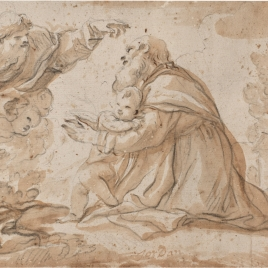 Abraham recibe la orden de sacrificar a Isaac