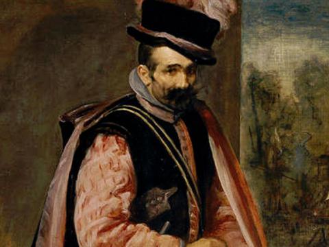 <em>El bufón llamado don Juan de Austria</em>, Diego Rodríguez de Silva y Velázquez, comentada por Antonio Buero Vallejo