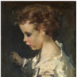 Ignacio, the Artist's Son