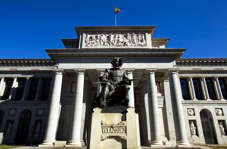 El Museo del Prado ha recibido en su sede 3.203.417 visitantes en 2019
