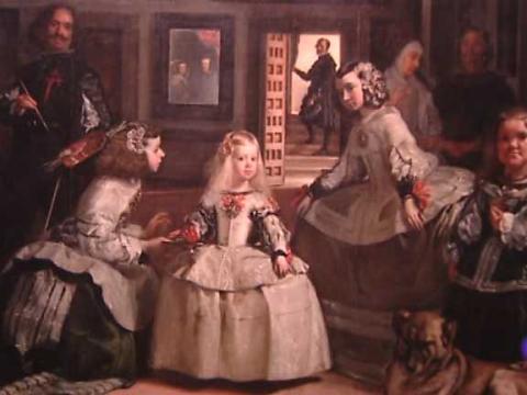 Lo que dice Velázquez