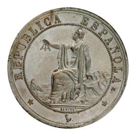 Proclamación de la República española