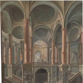 Interior palaciego