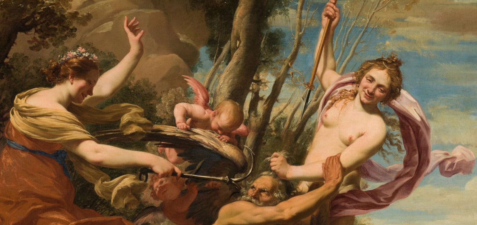 <em>Simon Vouet y la pintura francesa del primer tercio del siglo XVII en el Museo del Prado</em>