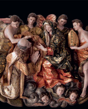 El Greco escultor. Estudio técnico de obras atribuidas