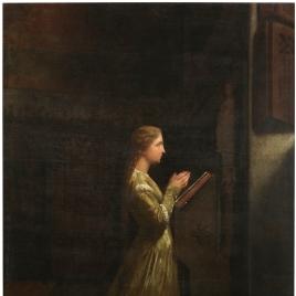 La devoción de la Virgen