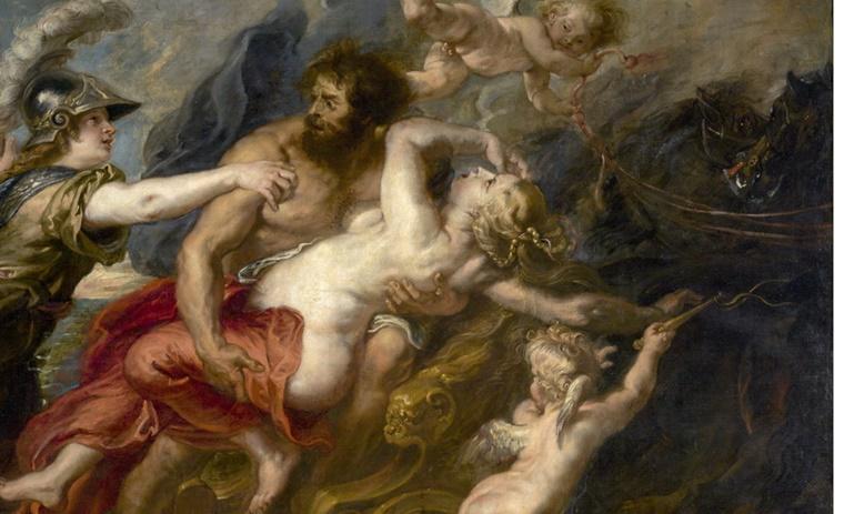 El origen del mito. El rapto de Proserpina