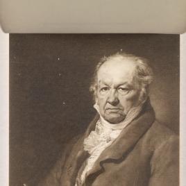 El pintor Francisco de Goya
