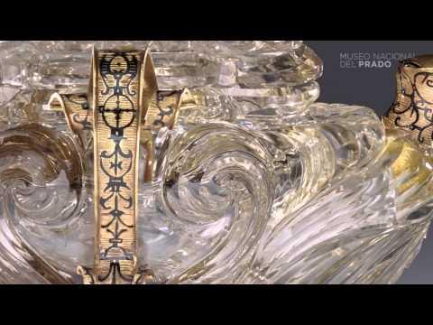 Obras comentadas: Vaso en forma de Velón, taller de los Miseroni