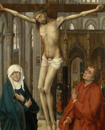 Una obra, un artista: Tríptico de la Redención: la Crucifixión
