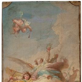Alegorías de la Fama y la Victoria