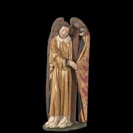 Angel with Christ's Cross