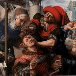 El cirujano o La extracción de la piedra de la locura