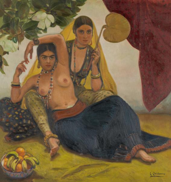 Bayaderas indias