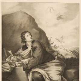 Saint John the Evangelist in Patmos