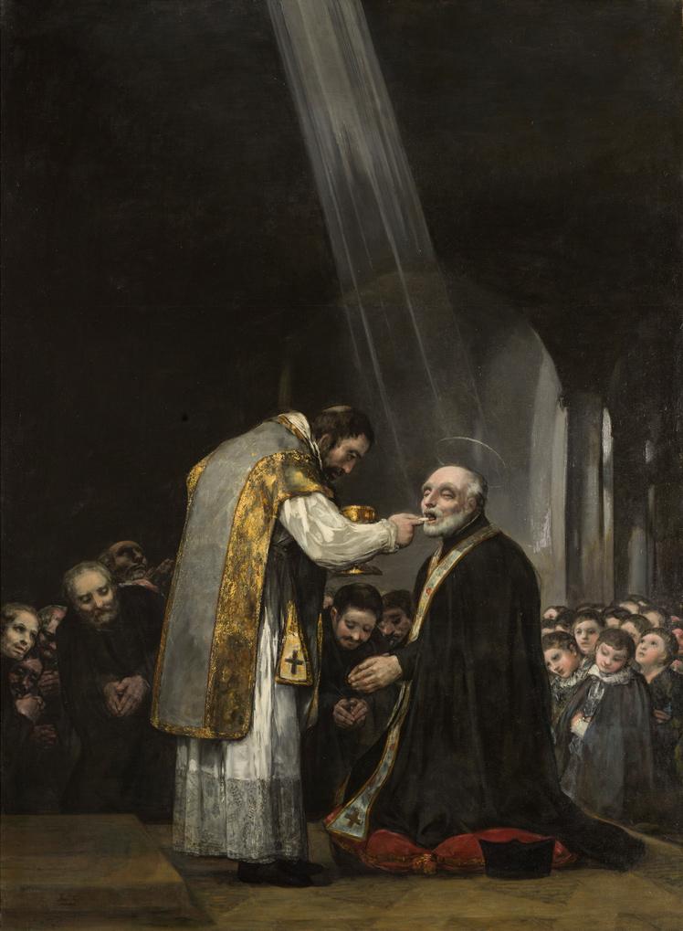 La pintura religiosa de Goya