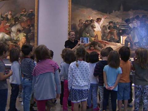 Fundación La Caixa y el Museo del Prado amplían <em>El Arte de Educar</em> a alumnos de Educación Infantil