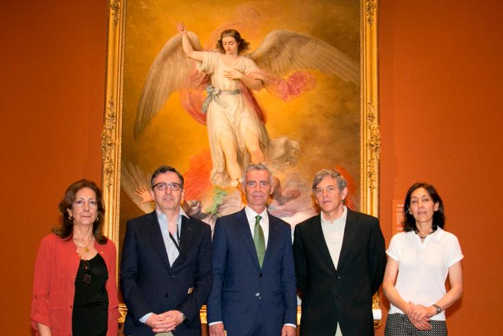 El Museo del Prado presenta tres importantes obras religiosas de Antonio María Esquivel