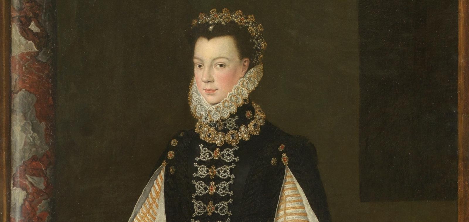 Invencibles en el Prado. Isabel de Valois