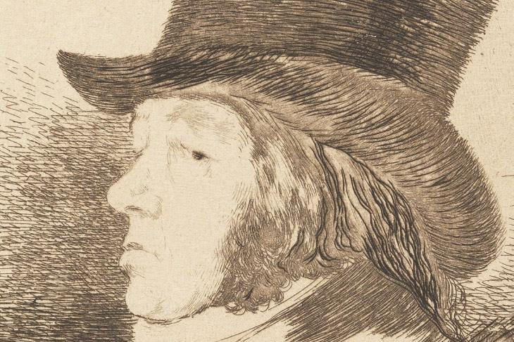Caprichos Goyescos. Aniversario del Museo del Prado
