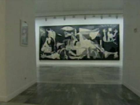 Picasso entre los grandes