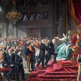 The Coronation of the Quintana