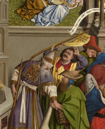 Jan van Eyck y España