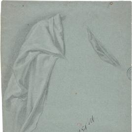 Parte superior de manto para la figura de San Marcos