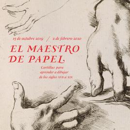 El maestro del papel [Recurso electrónico] : cartillas para aprender a dibujar de los siglos XVII a XIX / Museo Nacional del Prado.