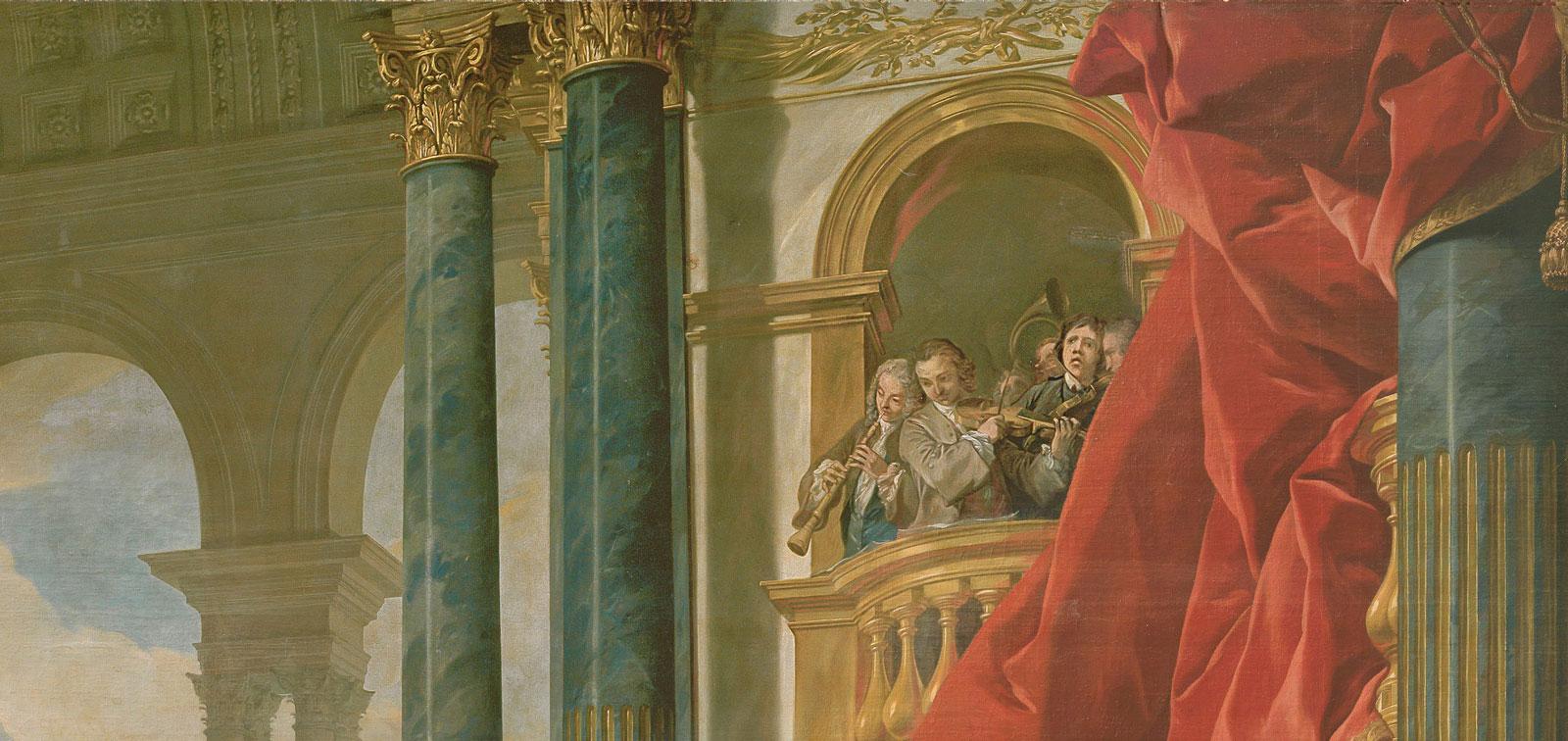 Dos orquestas en el Museo del Prado