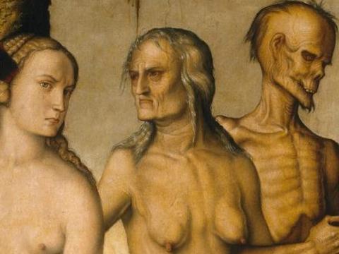 <em>Las Edades y la Muerte</em>, Hans Baldung Grien, comentada por Modest Cuixart