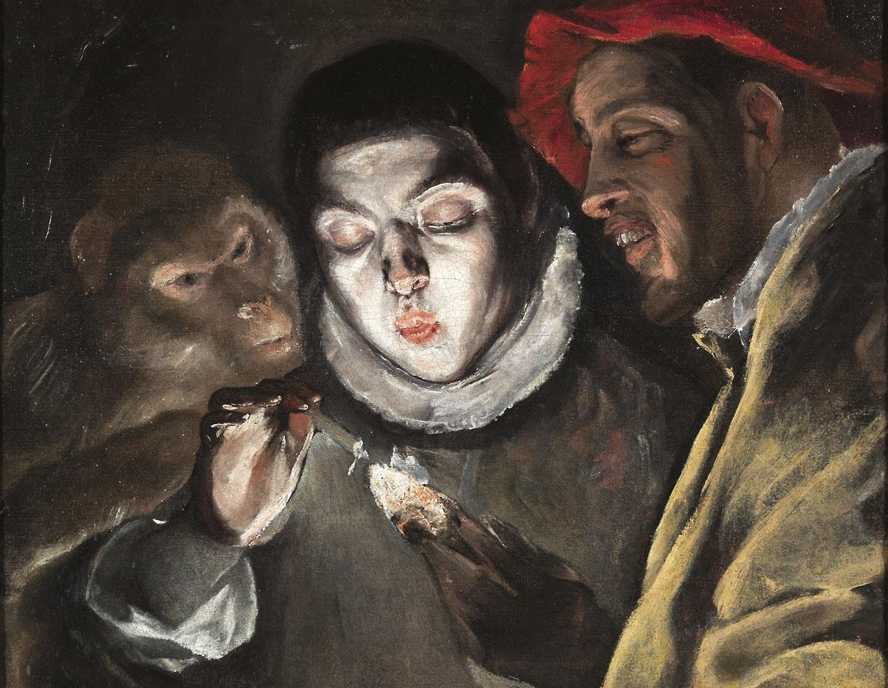 Fábula, Una [El Greco]
