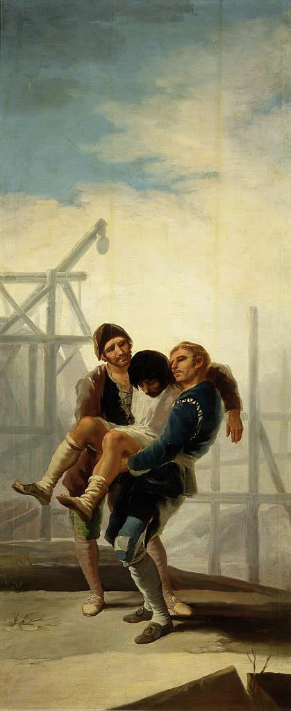 Cartones para tapices [Goya].
