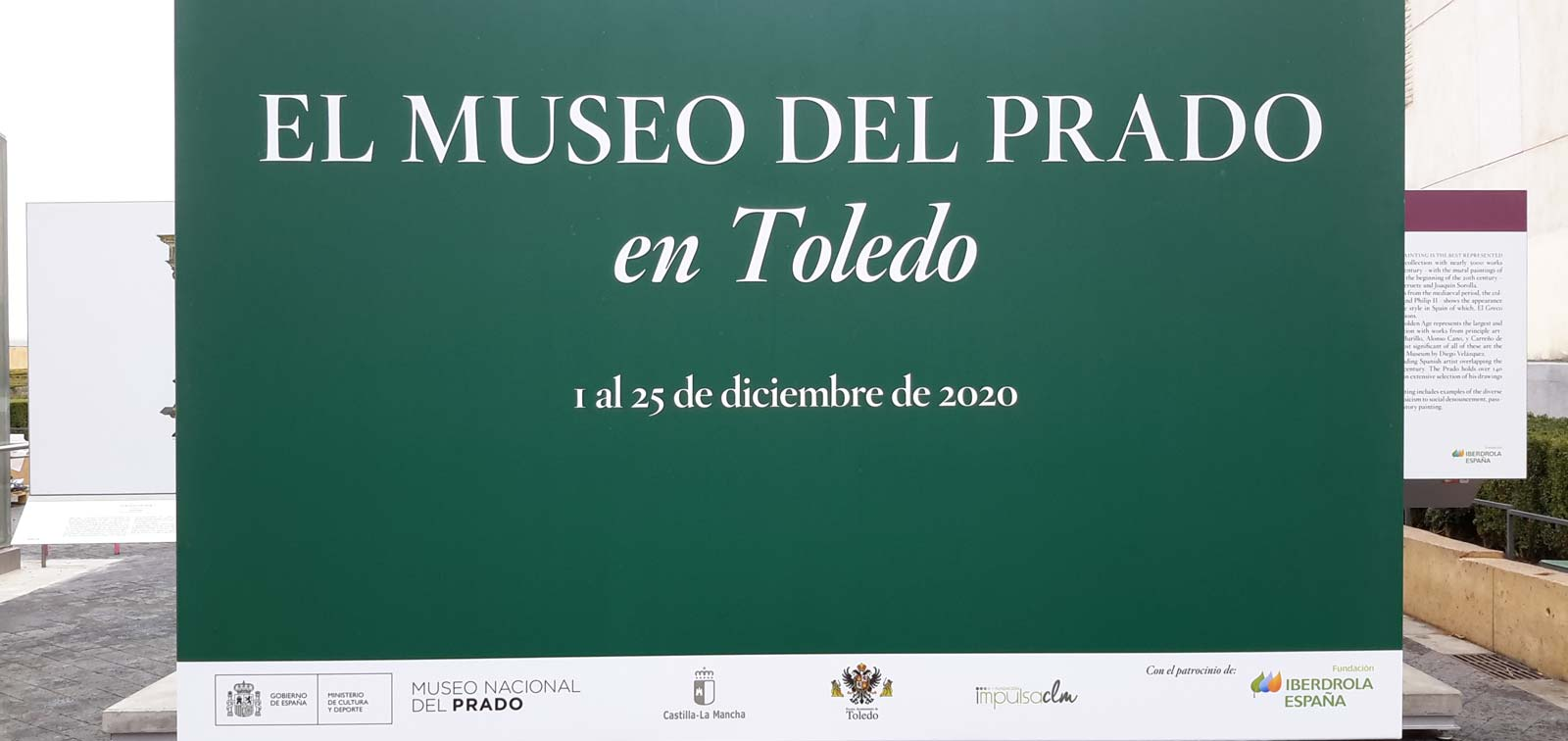 Exposición didáctica: El Museo del Prado en Toledo