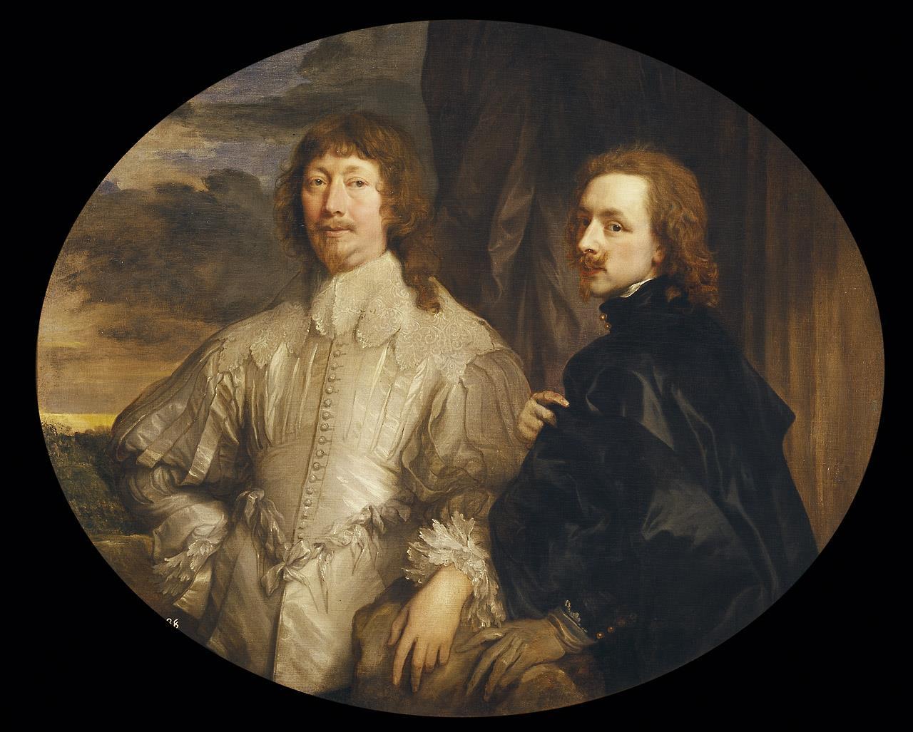 Endymion Porter y Van Dyck [Van Dyck]