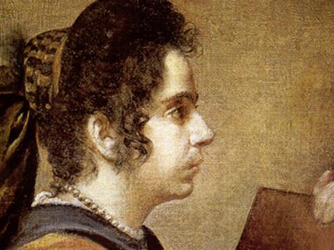 <em>Sibila</em>, Diego Rodríguez de Silva y Velázquez, comentada por Enrique Azcoaga