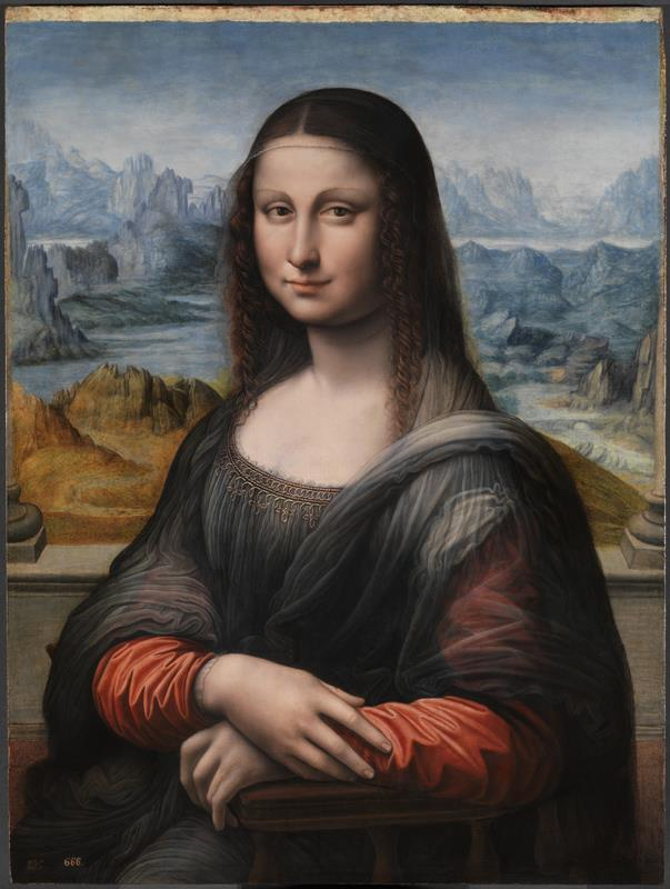 The Museo del Prado is presenting the conclusions of the technical study and restoration of its version of La Gioconda