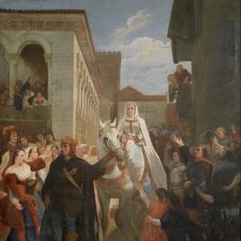 Manifestación del rey don Enrique IV de Castilla al pueblo segoviano