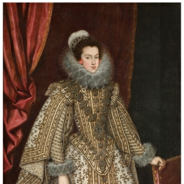 Isabel de Borbón, Wife of Philip IV