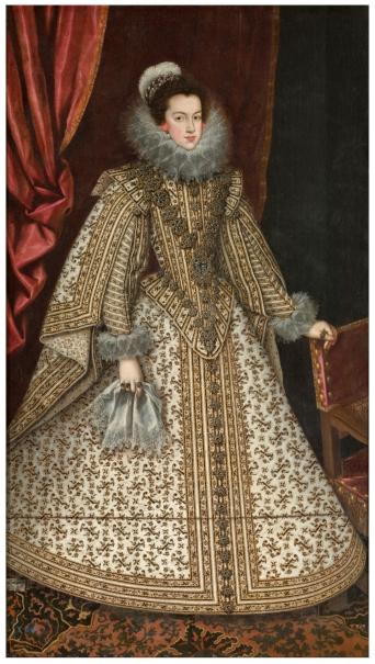 Isabel de Borbón, esposa de Felipe IV
