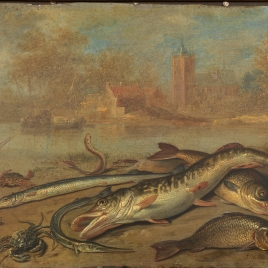 Pescados y paisaje