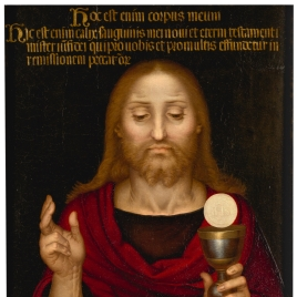 The Eucharistic Christ