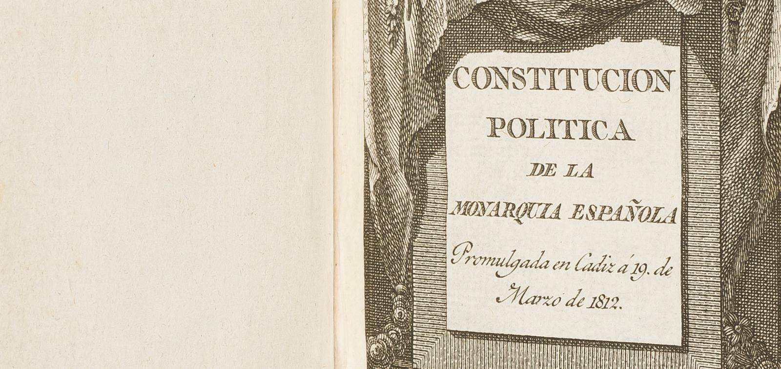 Temporary Installation: Constitutional ideas in Goya's work