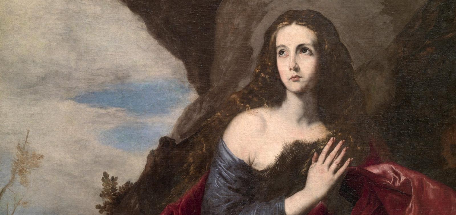 María Magdalena, la Venus cristiana