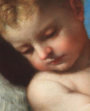 El Amor desinteresado, de Guercino
