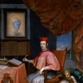 Cardinal Juan Everardo Nithard